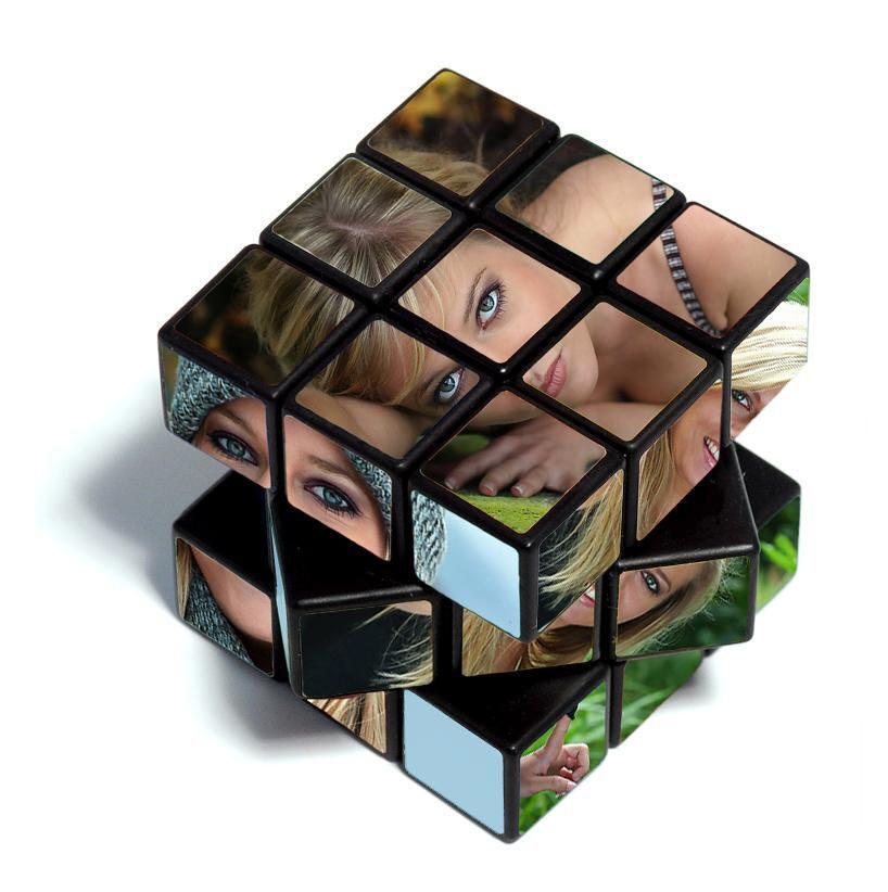 Кубик рубика с фото своими руками 30